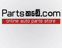 Parts Kade - Logo Design