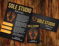 Sole Studio Branding & Marketing Materials