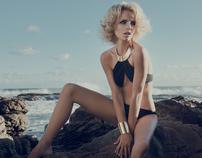 Glamour Beach in HUF magazine
