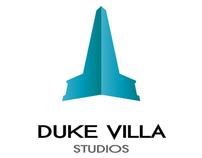 Duke Villa Studios Concept Logo Design