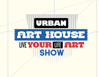 URBAN ART HOUSE gallery booklet 2012
