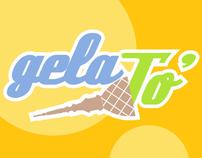 Brand identity - GelaTO 2006