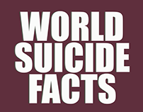 World Suicide Infographic