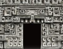Mayan Ruins - Royal Ontario Museum
