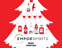 EMPORSPIRITS - Christmas Cards