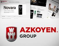 Azkoyen Vending Systems Website