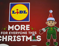 Christmas video for Lidl