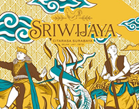Mural Ayam Goreng Sriwijaya