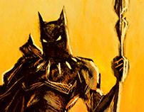 Pantera Negra Black Panther