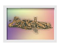 《众生自来》Art Prints