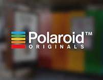 Polaroid Originals Ad Campaign