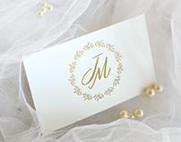 Jason & Merianne Monogram