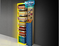 Hellmanns Display