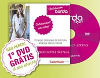 DVD's burda style