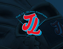 J.L. Glove co. Logo