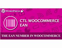WordPress Plugin: CTL WooCommerce EAN