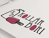 Logo brand design for a manicurist.