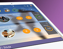 KOR Health Wellness App