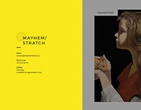 MAYHEM / STRATCH Fine Art Gallery