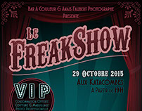 Freakshow Event Signature