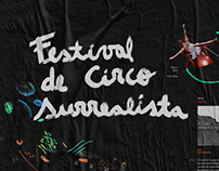 Festival de Circo Surrealista [SOM] - Branding