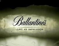 BALLENTINES 40 IDENTITY FILM