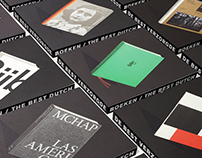 Catalogue The Best Dutch Book Designs
