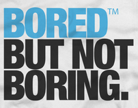 BORED | t shirt graphics selection | 2006-2011