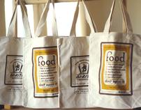 Bi-Rite Market Canvas Bags