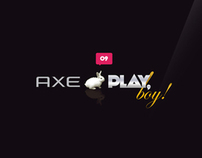 Axe - playboy mansion