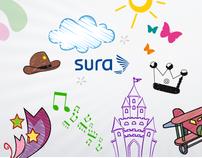 SURA  E-CARDS 2012