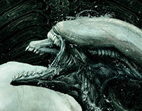 Prometheus Illustrative Poster