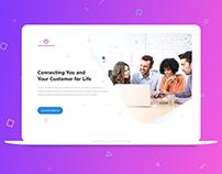 Conexperience - Website Design