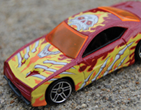 Hot Wheels graphics