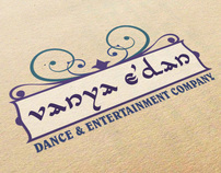 Vanya E'dan Logo Design