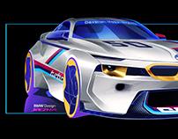 BMW 2002 Hommage Concept / Motorsport livery