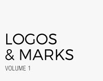 Logos & Marks - Volume 1