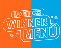 Logitech / Little Caesars Pizza - Winner Menü