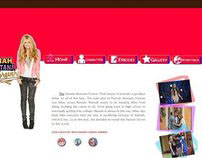 My first Webpage using HTML,CSS,Javascript