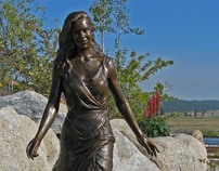 Custom Bronze Monuments| Bronze Portrait Sculpture