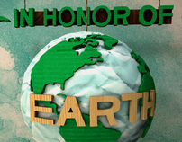 Earth Month Commercials
