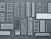 Terma radiators vol.2 FREE 3D models ready to download