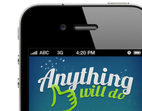 The Anything Will Do App!