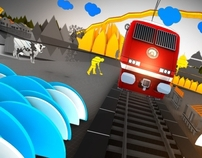 Rail Budget 2012