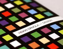 Heikki Orvola - Design