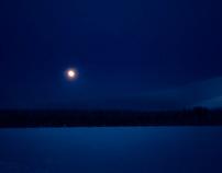 Night panoramas - Finland