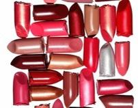 Geometric Lipsticks
