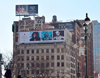 NYC Billboard (Broadway & 31st Street NYC)