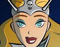 Naivi The Sorceress