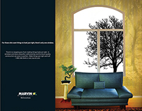 Marvin Windows Print Ad